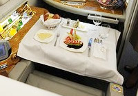 How to Receive a First Class Upgrade